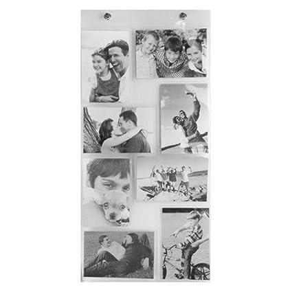 Balvi - 24825 marco de fotos Air, 8 x 10 x 15 cm, en PVC: Amazon.es ...