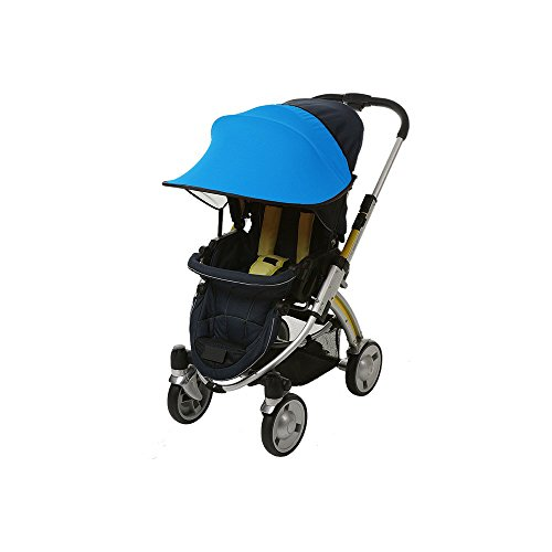 Manito Shade Strollers Seats Blue product image
