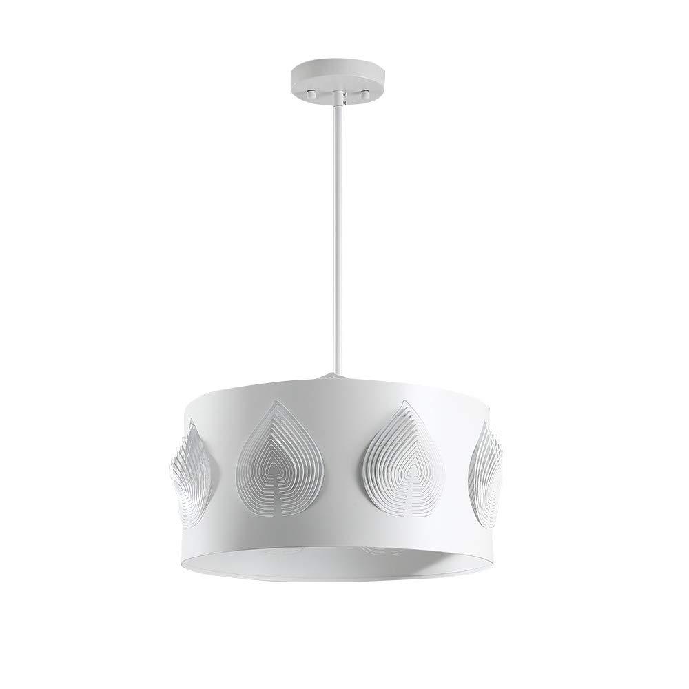 Stainless Steel hanging lamp Industrial ceiling light Modern pendant lighting flush mount