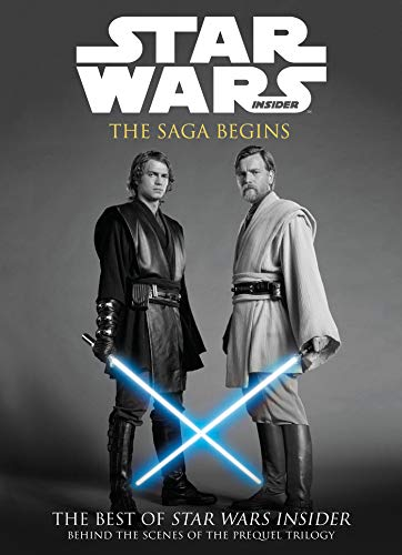 Star Wars: The Saga Begins