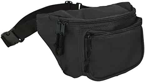 DALIX 3 Pocket Fanny Pack