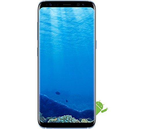Samsung Galaxy S8 Unlocked 64Gb   Us Version  Coral Blue