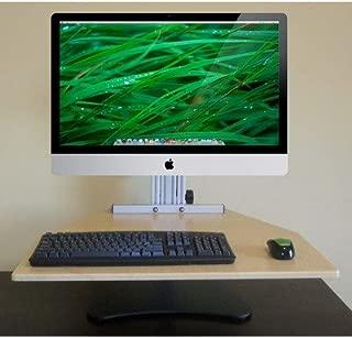 product image for MyMac Kangaroo Pro Adjustable Height Desk Finish: Putty