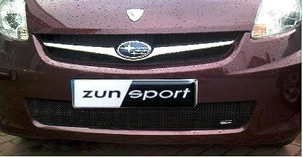 Amazon Com Subaru Justy Lower Grille Black Finish 2008 To 2011