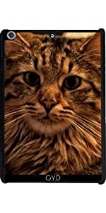 Funda para Apple Ipad Mini Retina 2/3 - Tiroteo Gato by Helsch1957