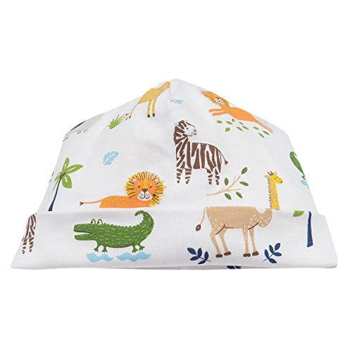Imported Jungle Hat - Kissy Kissy Baby Boys Jungle Jaunt Print Hat-Medium