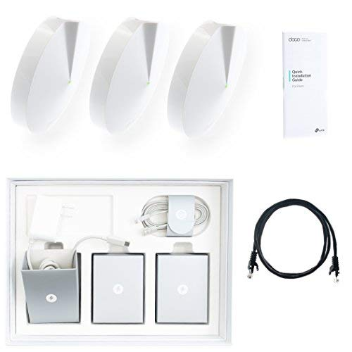 TP-Link Deco Whole Home Mesh WiFi System  - Replace WiFi Rou