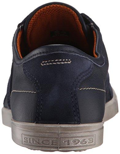 Ecco Mens Collin Moda Retrò Sneaker Marino