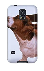 RDcbBiA4699glmIc Case Cover Protector For Galaxy S5 Funny Dachshund Case
