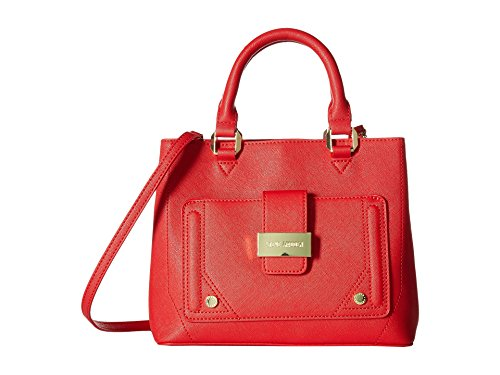 Steve Madden Women's Mini Btracy - Triple Entry Mini Tote Red One Size