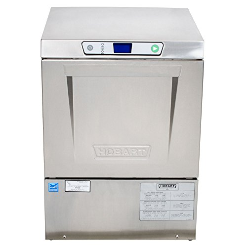 Hobart LXEH High Temp Undercounter Dishwasher 220V Three Phase ()
