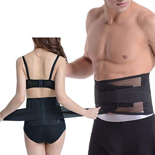 Paskyee Unisex SI Sacroiliac Belt, Adjustable Belt for SI Joint Pain Relief, SI Brace for Low Back Support Hip and Sciatica Pain, Sacroiliac Joint Belt Pregnancy