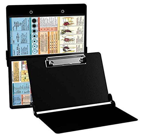 Nursing Clipboard Aluminum Medical Foldable