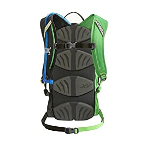 CamelBak M.U.L.E. Hydration Pack, Charcoal/Andean Toucan