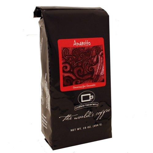 Coffee Beanery Amaretto 16 oz. (Whole Bean)