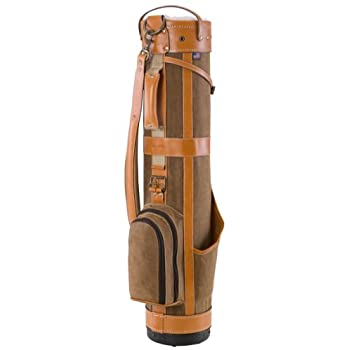 Image of Carry Bags BELDING American Collection Pencil Golf Bag, 7-Inch, Tan
