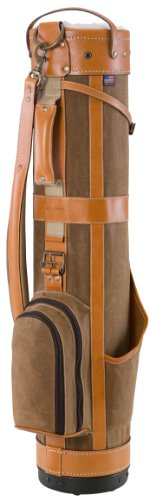 BELDING American Collection Pencil Golf Bag 7-Inch Tan