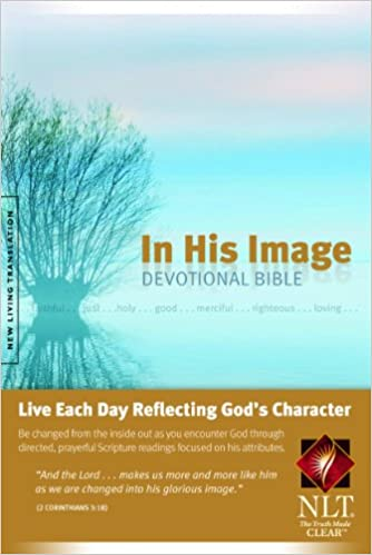 Buy In His Image Devotional Bible NLT Book Online At Low Prices In