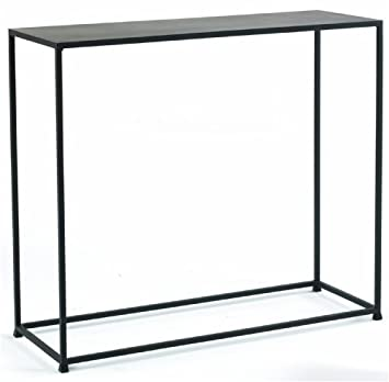 Amazon.com: Tag Urban 8 Inch Wide By 40 Inch Length By 29 1/2 Inch High Console  Table, Coco Brown: Kitchen U0026 Dining