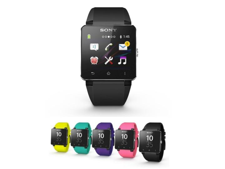 The Information of Sony Smartwatch 2