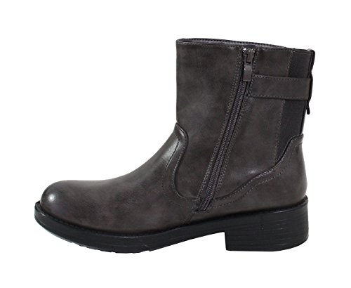 Plate Shoes By Botte Cuir Femme Effet zASqnTnxF