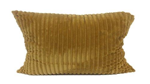 Brentwood Originals Ridgecrest Pillow, 14x20, Honey