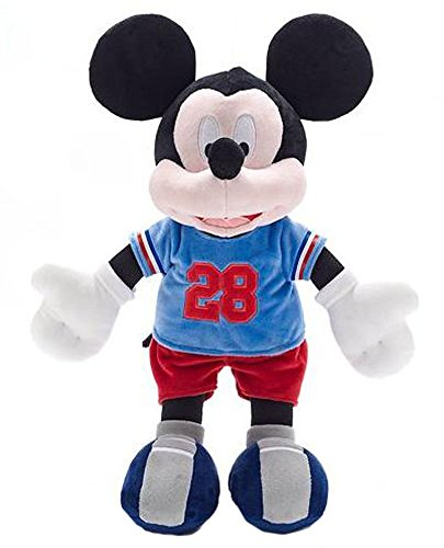 Jumping Beans Disney's Mickey Mouse Plush Toy / Throw Pillow