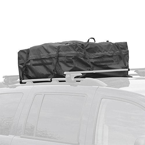 Apex RBG-07-4 18 cubic ft. Waterproof Expandable Roof Cargo Bag