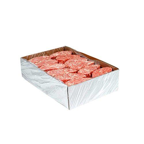 Advance Food Break Away Beef Sirloin Steak, 4 Ounce -- 48 per case. by Advance Pierre