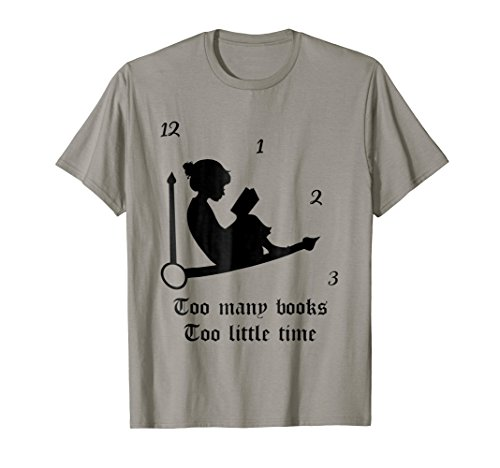 (So Many Books So Little Time T-Shirt)