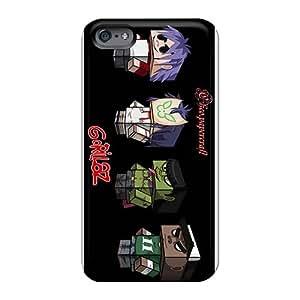 Best Cell-phone Hard Cover For Iphone 6 (gyb6956yAKu) Customized Lifelike Gorillaz Band Skin