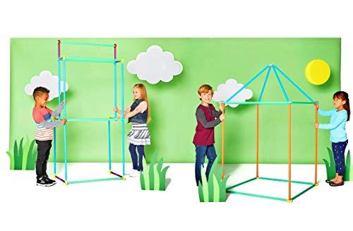 - Antsy Pants Medium Build & Play Kids Playhouse Kit - 81pc