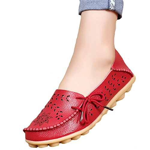 Autumn women's fashion Loafers flat shoes doug shoes - 6