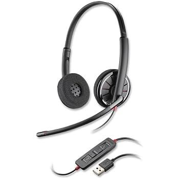 amazon com audio 630m usb headset cell phones accessories rh amazon com Plantronics CS70 Manual Plantronics HL10 Manual