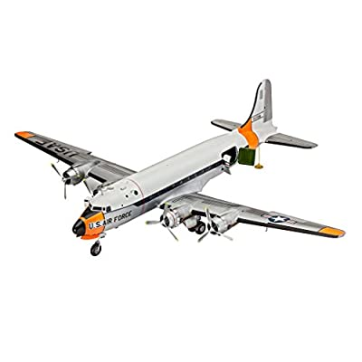 Revell of Germany C-54D Skymaster Model Kit: Toys & Games