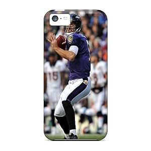 MMZ DIY PHONE CASE[cPbqSMm1027KLUEF] - New Baltimore Ravens Player Joe Flacco Protective iphone 6 plus 5.5 inch Classic Hardshell Case
