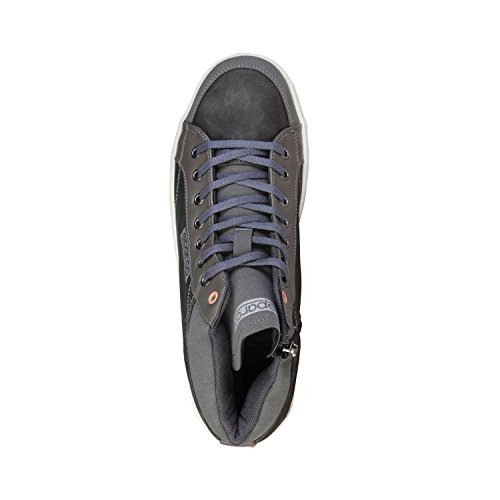 Sparco - Zapatillas de Material Sintético para hombre Gris