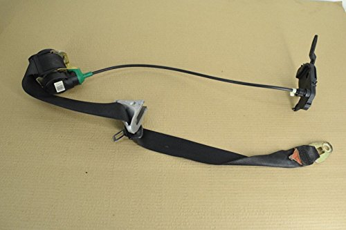 BMW E46 FRONT RIGHT SIDE UPPER SEAT BELT ASSEMBLY OEM 325CI 323CI...