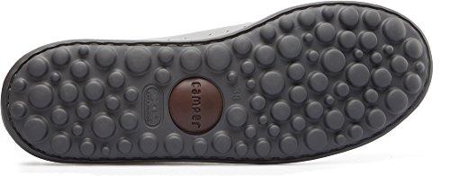 Camper Pelotas K200458-002 Zapatos planos Mujer Gris