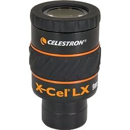 Celestron X-Cel LX Series Eyepiece - 1.25-Inch 9mm 93423