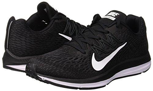 Pour De Course Zoom Blanc Chaussures 001 Noir Nike Winflo noir Homme 5 anthracite dwq6XfYI