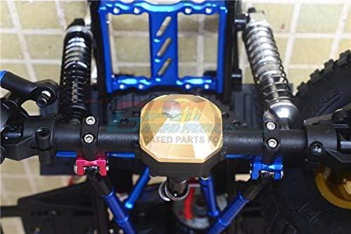 STRC Brass Diff Cover Element Enduro STR42060BR Black