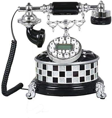 BZM-ZM ターンテーブル、電話、ヨーロピアンスタイル[レトロ]、[作成]、有線-A