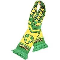 Norwich City FC | Soccer Fan Scarf | Premium Acrylic Knit