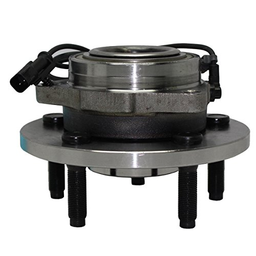 Front Wheel Hub and Bearing Assembly for Chrysler Aspen, Dodge Durango W/ABS 513271 Durango Front Hubs Bearings