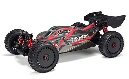 (ARRMA 1/8 Typhon 6S BLX 4WD Brushless Buggy RTR,)