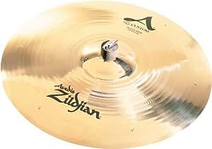 "Zildjian A Custom 20"" Sizzle Ride with 6 Rivets"