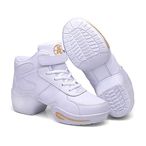 De Course Blanc Pied Jazz Légères À Nubuck Chaussures La Classique Danse Supérieure Ajustable Maille Pour Tenthree Bottes Décontractée Des Lacer Femmes TaqzxxwH