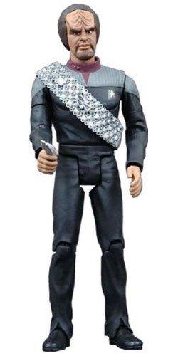 Star Trek Nemesis Lieutenant Commader Worf NF Exclusive Action Figure