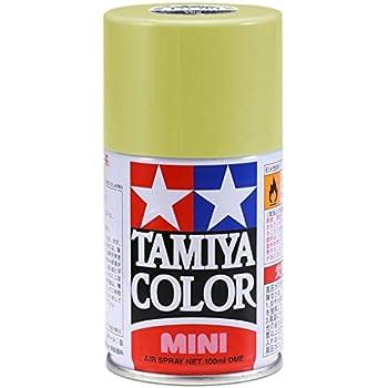 Spray Lacquer TS-84 Metallic Gold - 100ml Spray Can 85084